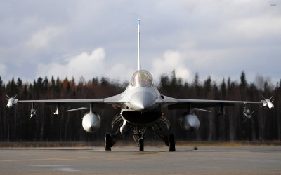 General Dynamics F-16 Fighting Falcon [27] wallpaper - Aircraft wallpapers - #43803