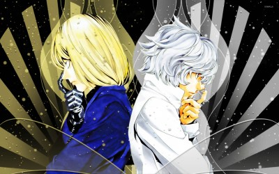 Mello and Near wallpaper - Anime wallpapers - #14043