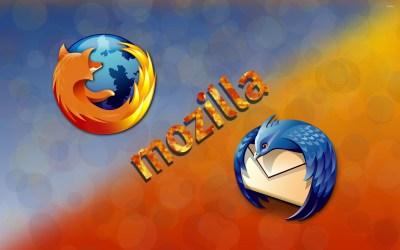 Firefox and Thunderbird wallpaper - Computer wallpapers - #19796