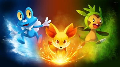 Pokemon X and Y wallpaper - Game wallpapers - #21692