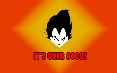 It's over 9000! wallpaper - Meme wallpapers - #9967