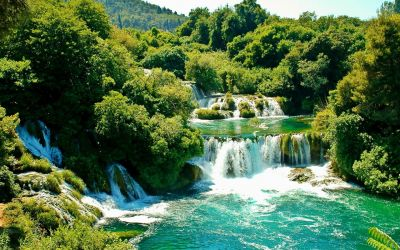 Krka National Park wallpaper - Nature wallpapers - #45959