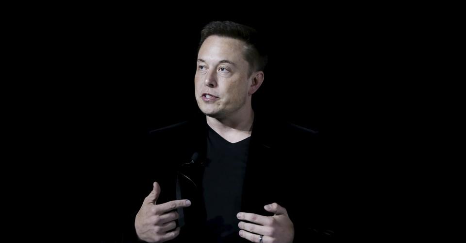 Elon Musk's Boldest Announcement Yet - The Atlantic