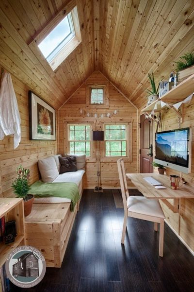 19 Tiny Homes for Micro-Mansion Living