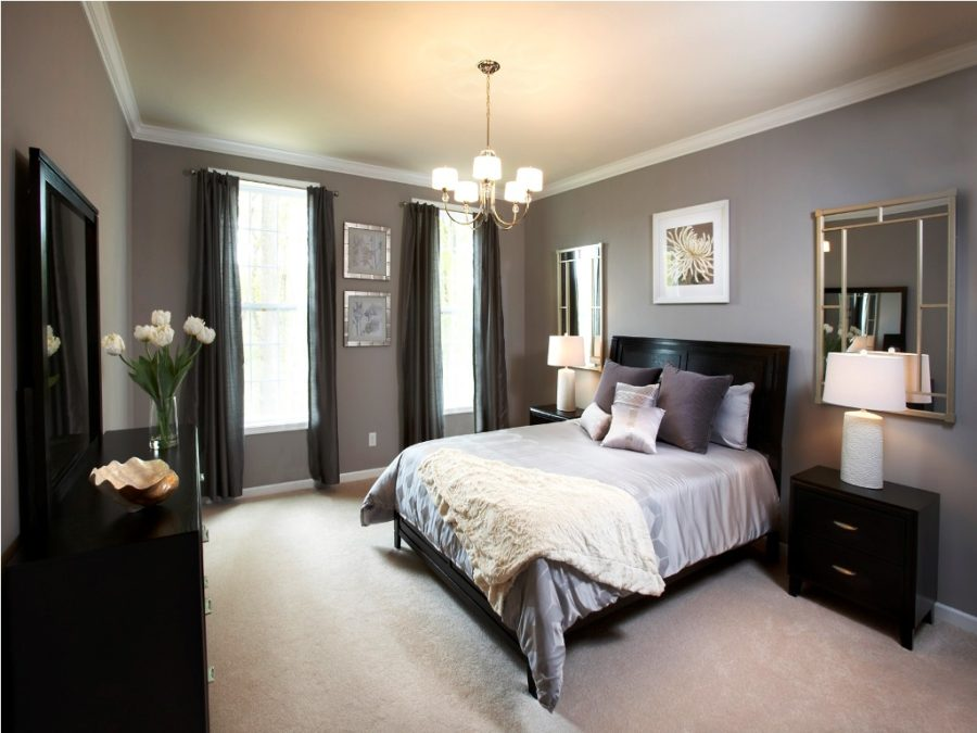 40 Accent Color Combinations To Get Your Home Decor Wheels Turning View in gallery Kimberton Master Bed Room