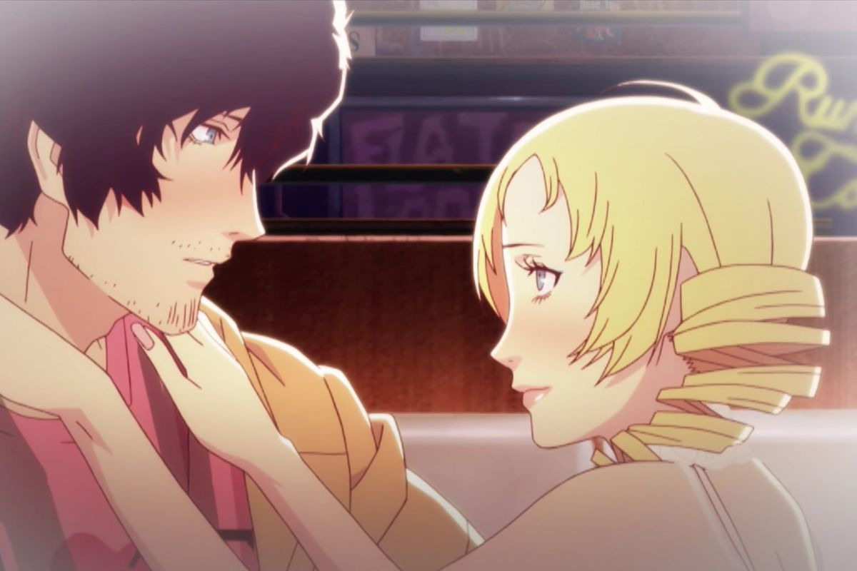 Catherine is unflinching  messy and uplifting     just like real life     Polygon Atlus Co