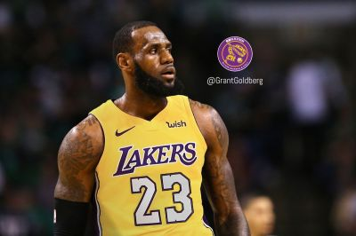 Laker Film Room: How LeBron James Changes the Lakers in transition - Silver Screen and Roll