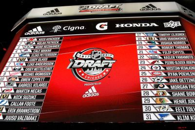 2018 NHL Draft Lottery Results: Carolina Hurricanes to pick second - Canes Country
