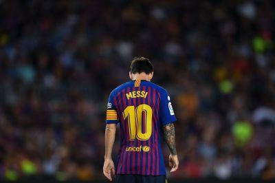 Barcelona show off Lionel Messi's new look ahead of Girona clash - Barca Blaugranes