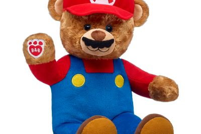 Build-A-Bear's Nintendo collection is an adorable take on Super Mario - Polygon