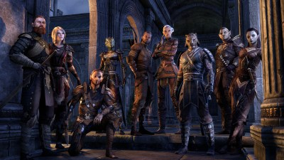 The jaws of Oblivion: Saving the Elder Scrolls MMO - Polygon