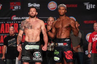 Bellator 186 results: Bader vs. Vassell - MMA Fighting