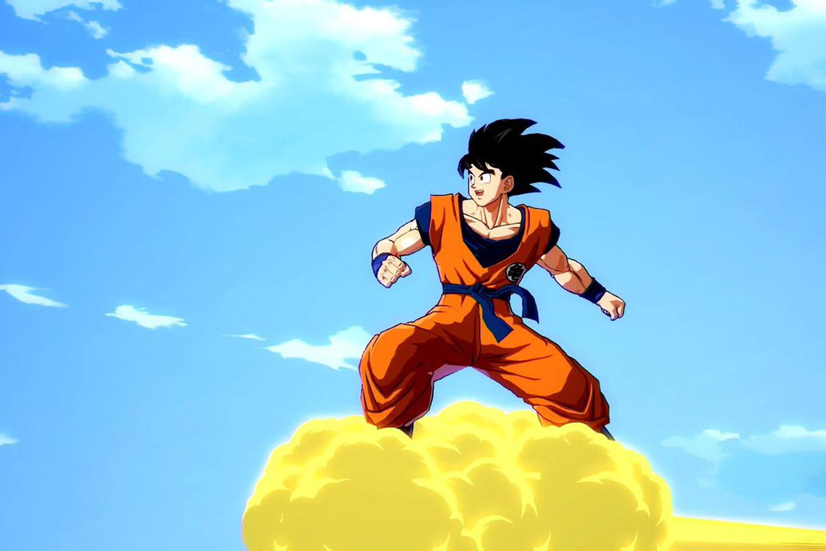 Dragon Ball FighterZ DLC to add Base Goku  Base Vegeta   Polygon Bandai Namco Entertainment