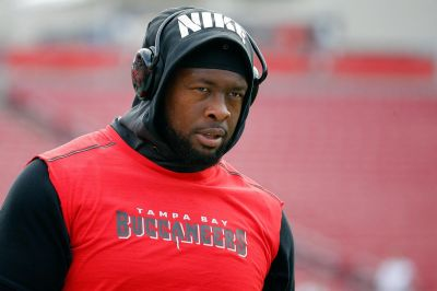 The Buccaneers' Gerald McCoy is done with people ...