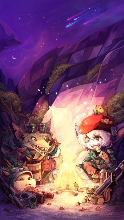 Download cute phone wallpapers from the Korean League mobile store - The Rift Herald