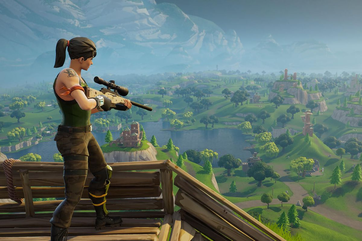 Fortnite on Switch   the unlikely shooter game obsession  explained     Epic Games