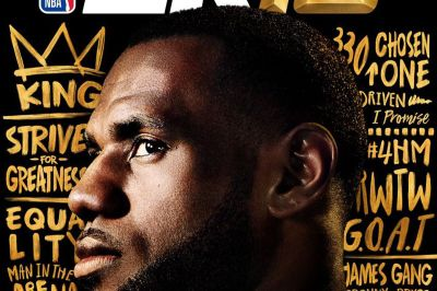 The 'NBA 2K' LeBron cover shows they learned their lesson from Kyrie - SBNation.com
