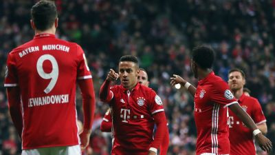 Bayern Munich vs. Augsburg 2017 live stream: Time, TV schedule and how to watch Bundesliga ...