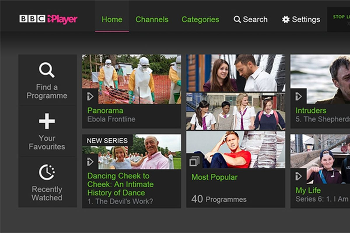 BBC iPlayer now available on Xbox One   The Verge Microsoft s Xbox One console is getting a much needed boost in the UK this  week with the addition of the BBC s iPlayer app  The popular service   launched