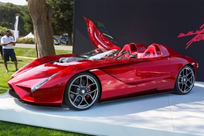 America's most important luxury car show - The Verge