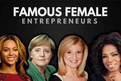 women entrepreneurs in world