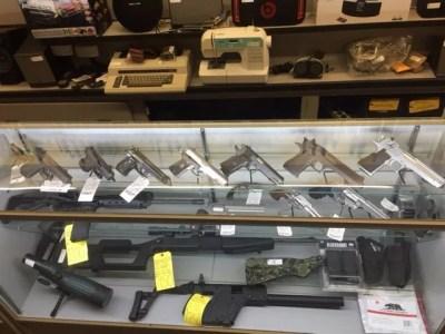 Guns & Ammunition | Baldwin Park, CA | Maine Pawn Shop