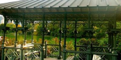 Central Park: Ladies Pavilion Weddings | Get Prices for Wedding Venues