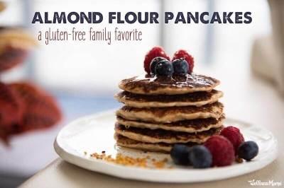 Almond Flour Pancakes Recipe | Wellness Mama