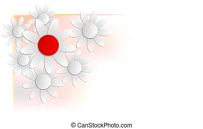 Floral background corner. Hand-drawn floral background design in black and white. elements are ...