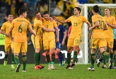Highlights: Leckie's last-second winner sees Socceroos stump Greece | The Roar