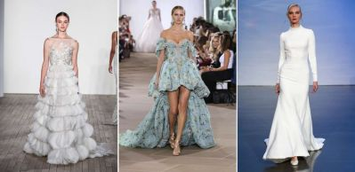 2019 Wedding Dress Trends to Inspire Your Bridal Fashion ...
