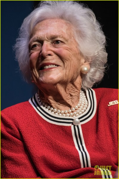 Barbara Bush Dead - Former First Lady Dies at 92: Photo 4066471 | Barbara Bush, RIP Pictures ...