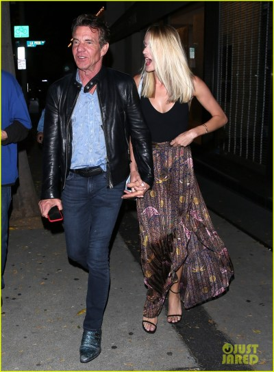 Dennis Quaid, 65, Has a New, Much Younger Girlfriend ...