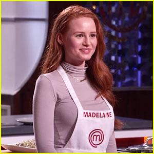Madelaine Petsch Competes With Gordon Ramsay In MasterChef Vegan Challenge | Gordon Ramsay ...
