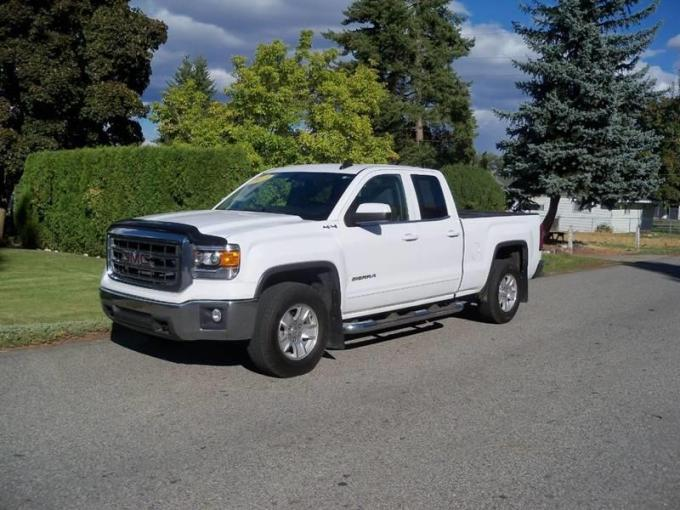 2015 Gmc Sierra 1500 4x4 SLE 4dr Double Cab 6 5 ft  SB In Spokane     2015 GMC Sierra 1500 4x4 SLE 4dr Double Cab 6 5 ft  SB   Spokane Valley