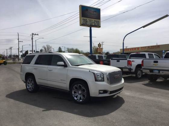2015 GMC Yukon Denali In Twin Falls ID   Ruby Mountain Motors 2015 GMC Yukon for sale at Ruby Mountain Motors in Twin Falls ID