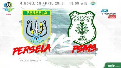 Live Streaming Persela Vs PSMS di Indosiar - Indonesia Bola.com