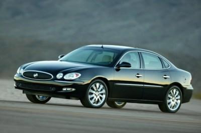 Buick LaCrosse CXS 2005 - Picture 16670