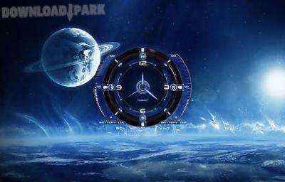Ice galaxy hd live wallpaper Android Imagen Animadas gratis descargar Apk