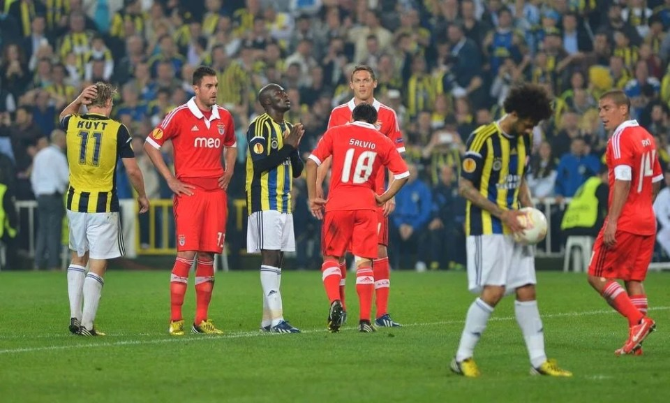 Fenerbahçe - Benfica - 1 | NTV