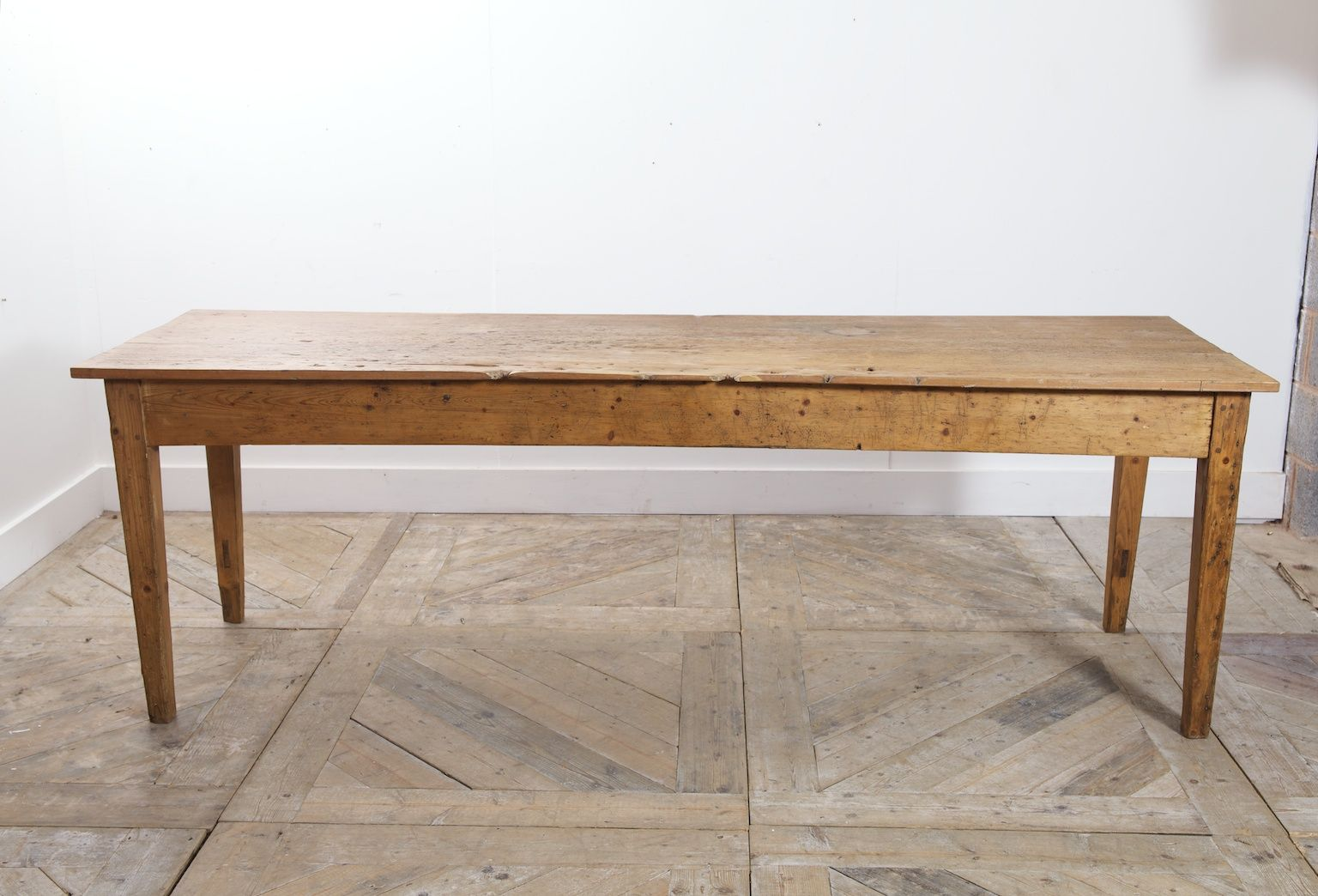 antique pine country kitchen table 1 country kitchen tables Antique Pine Country Kitchen Table