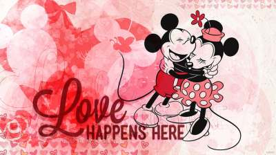 Download Our Disney Parks Valentine's Day Wallpapers | Disney Parks Blog