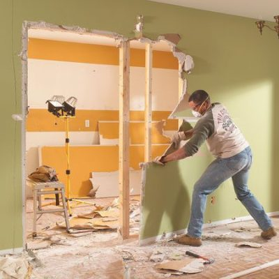 How to Install a Load-Bearing Beam | The Family Handyman