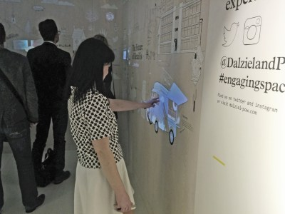 Folksonomy | Interactive Wall
