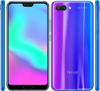 Huawei Honor 10 pictures, official photos