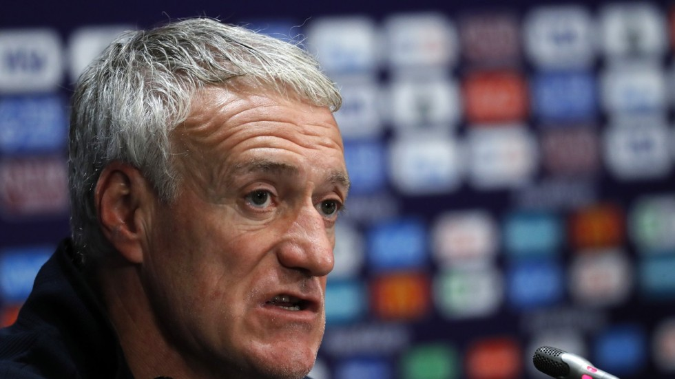 Fifa World Cup  Didier Deschamps looks to his own three Cs for final     Reuters