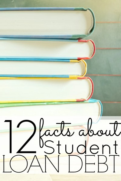 12 Facts About Student Loan Debt that will make Your Hair Stand on End - Making Sense Of Cents