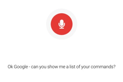 Here's a list of everything you can ask Google's voice assistant | The Verge