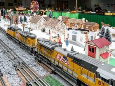Winter Wonderland Train Show 2017 Dec. 13-17 In Manassas | Manassas, VA Patch