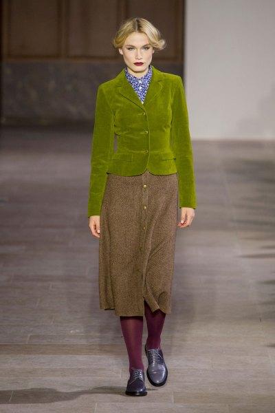 Défilé Agnès B. Prêt à porter Automne-Hiver 2017-2018 - Paris - Elle